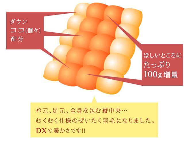ぬくもりDX仕上げ図解
